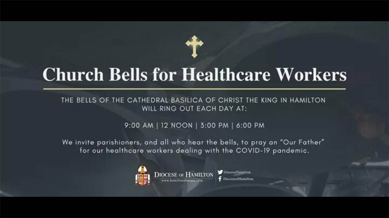 Church Bells for Healthcare Workers