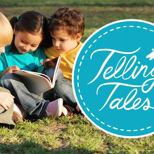 Telling Tales' Family Festival of Stories
